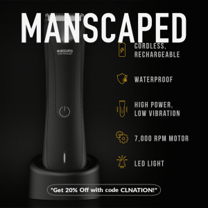 Manscaped